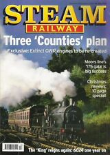 Steam Railway Magazine. November 10 - December 7, 2000. Number 251. GWR engines