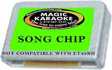 ENTERTECH MAGIC SING MIC Leadsinger Tagalog 6 Chip