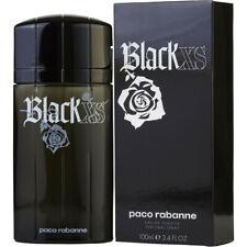 Paco Rabanne Black XS for Men Old Version Bottle Eau de Toilette 100ml Spray