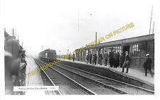 East Boldon Railway Station Photo. South Shields - Monkswearmouth. (5)