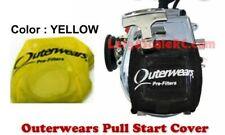 Outerwears Pull-Starter Cover Losi 5ive DB XL Baja CY Zenoah (YELLOW) 20-2273-04