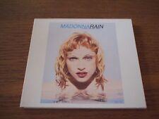 MADONNA Rain USA CD Single Digipak 1993 MAVERICK 9-40988-2 RARE OOP