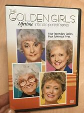 The Golden Girls:Lifetime Intimate Portrait Series(R1 NTSC DVD)Bea Arthur Betty