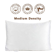 New Hotel Quality Pillow Luxury Soft Density Microfiber Orthopedic for Neck pain