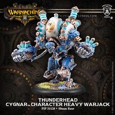 Warmachine BNIB Cygnar Thunderhead RESCULPT inc. resin 31120