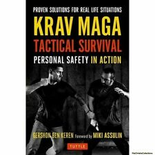Krav Maga Tactical Survival Gershon Ben Keren Miki Assulin Paperback New Book Fr