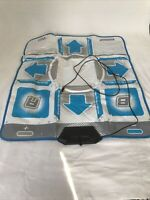 NICE WHITE KONAMI DDR DANCE MAT PAD FOR NINTENDO Wii DANCE DANCE REVOLUTION