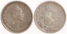 Norwegen 24 Skilling 1846 - Oskar I. - Silber - ss
