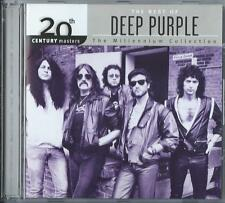 DEEP PURPLE - The Millennium Collection - Hard Rock Music CD