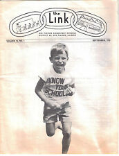 The Link Des Plaines Elementary School District 62 September 1975 - 6 Page News