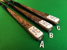 Master Cue Magician 3/4 Snooker/Pool Cue, Chesworth Cues, Sheffield
