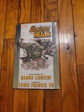 New listing ultimate wolverine vs hulk graphic novel