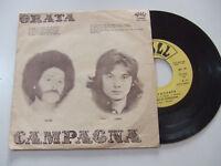 "I Cugini Di Campagna – Innamorata - Disco Vinile 45 Giri 7"" Stampa ITALIA 1974"