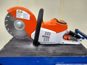 2019 STIHL TSA 230 CORDLESS CUT OFF SAW WITH BATTERY AND CHARGER