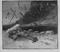 METEOROLOGY ALABAMA CAHAWBA VALLEY NEAR LEEDS 1884 CYCLONE DESTRUCTION TORNADO