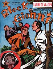 BLECK E GIONNI N. 11