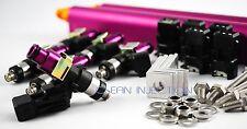 fit Nissan 300zx Z31 750cc fuel injectors 1984-1989 VG30 VG30ET VG30DE VG30E V6