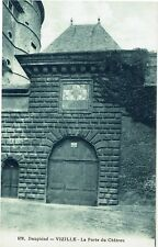 CPA - Carte postale - FRANCE -  VIZILLE - La Porte du Château (iv 893)