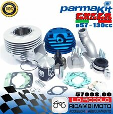 57008.00 CILINDRO 130cc ø57 COLLET. ø30 PARMAKIT PUFFO CHALLENGER VESPA SPECIAL