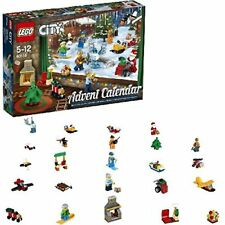 Lego City 60155 Calendrier de L'avent 2017