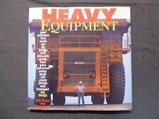 Buch, Book, Heavy Equipment, Giant Machines, USA 1997, Erik Bruun