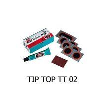 2 x Fahrrad Flickzeug TIP TOP TT02 Reperatur Set Kit Reifen Schlauch Panne