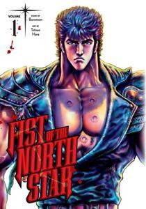 Fist of the North Star Manga Volume 1 (Hardcover)