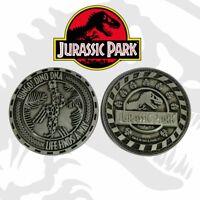 Jurassic Park Sammelmünze Mr DNA Limited Edition