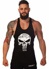 Hot Gym Men Vest Bodybuilding Tank Top Muscle Clothing Stringer T-Shirt