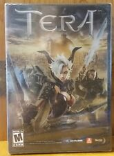 Tera Online PC 2012 Standard Edition MMO RPG Action Combat New *pls read details