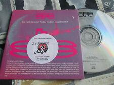 Soul Family Sensation The Day You Went Away 77TP7CDOneLittleIndian UK CD Single