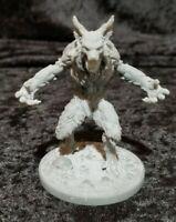 "The Howling  Werewolf - 6"" Resin Statue / Figure"