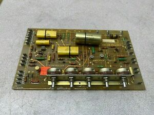 USED RELIANCE ELECTRIC EMITTER FOLLOWER CIRCUIT BOARD 51445-A