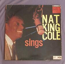 "Vinilo LP 12"" 33 rpm NAT KING COLE - SINGS FOR YOU"