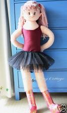 NEW Gorgeous Girls Ballet Tutu Wrap Skirt - Black
