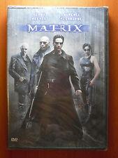 The Matrix [DVD] The Wachowski Brothers, Keanu Reeves, Laurence Fishburne, NUEVO