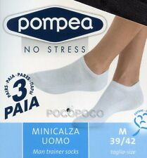 3 PAIRS OF GHOSTS MAN POMPEA