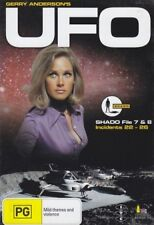 UFO - SHADO FILE 7 & 8 - INCIDENTS 22-26 (GERRY ANDERSON) 2DVD - NEW!! SEALED!!!