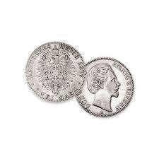 Sehr schöne 2 Mark Silbermünzen aus dem Deutschen Kaiserreich