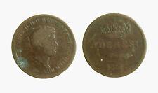 s738_34) Napoli Due Sicilie Ferdinando II (1830-1859) 3 Tornesi 1854