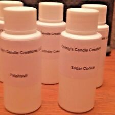 Lot of ( 5) 1 oz Premium Grade Fragrance Oil.  More New Scents!