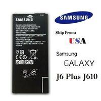 Replacement Battery for Samsung Galaxy J6 Plus J610 2018 EB-BG610ABE 3300mAh