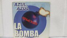 AZUL AZUL REMIXES LA BOMBA 2001 SONY (4 TRACKS)                            CD344