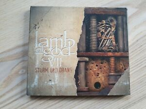 Lamb of God Sturm und Drang VII CD + Bonus Tracks