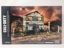Call of Duty Mega Bloks Zombies Nuketown 397 Pieces DPW85 - VHTF NIB!!