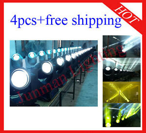 200W 5R Sharpy Beam Moving Head DJ Stage Light 4pcs Free Shipping