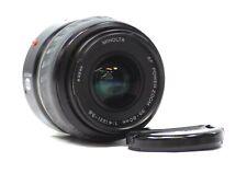 Minolta 35-80mm f4-5.6 Power Zoom Lens for Sony DSLR or Minolta AF Camera