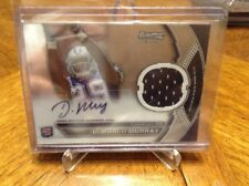 2011 Bowman Sterling DeMarco Murray RC Jersey Auto Cowboys !!!