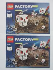 Lego 10192 Space Skulls Instructions - New