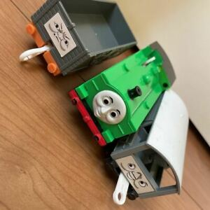 Thomas and Friends Duck Toad S.C.Ruffy GWR  TOMY Plarail Sticker peel off moves